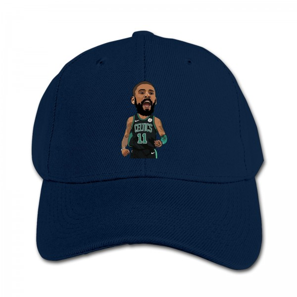 11.23 Kyrie Children's hats Kyrie Irving Cartoon Wallpapers Navy