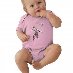 Chris Howard And Gabrielle Union Baby Jersey Bodysuit Dwyane Wade Pink