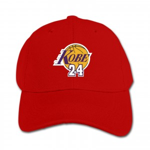 Lakers Jersey 8 And 24 Children's hats Kobe Bryant 24 Lakers Red