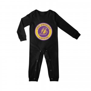 Nba Quizzes Baby Crawler Los Angeles Lakers LAL Black