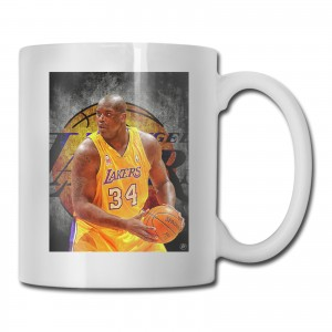 Nba Street Cups Shaquille O'Neal White