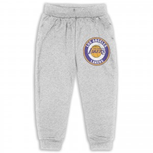 Nba Yesterday Sweatpants for boys Los Angeles Lakers LAL Gray