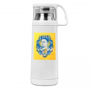 Steph Curry Boy Cover cup mug Stephen Curry White