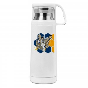 Steph Curry Carmax Commercial Cover cup mug Stephen Curry White